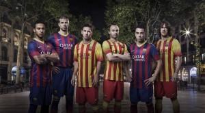 Los salarios de los jugadores del Barcelona 2013