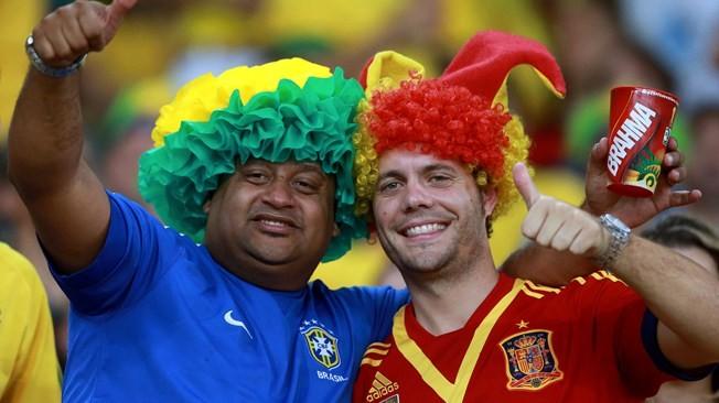 El primer reparto de las entradas de @ElMundial de Brasil 2014 al detalle