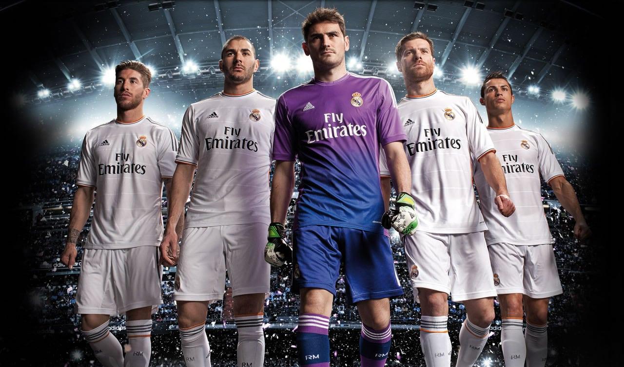 Los salarios de los jugadores del Real Madrid 2013