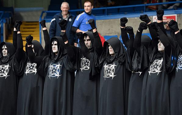 Samsung, detrás de la 'terrorífica' campaña publicitaria en los estadios de fútbol