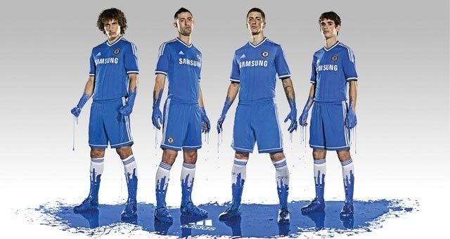 Adidas prohibe vender la camiseta del Chelsea en las tiendas de Reino Unido