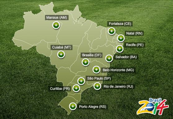 El coste de los estadios de @elMundial de Brasil