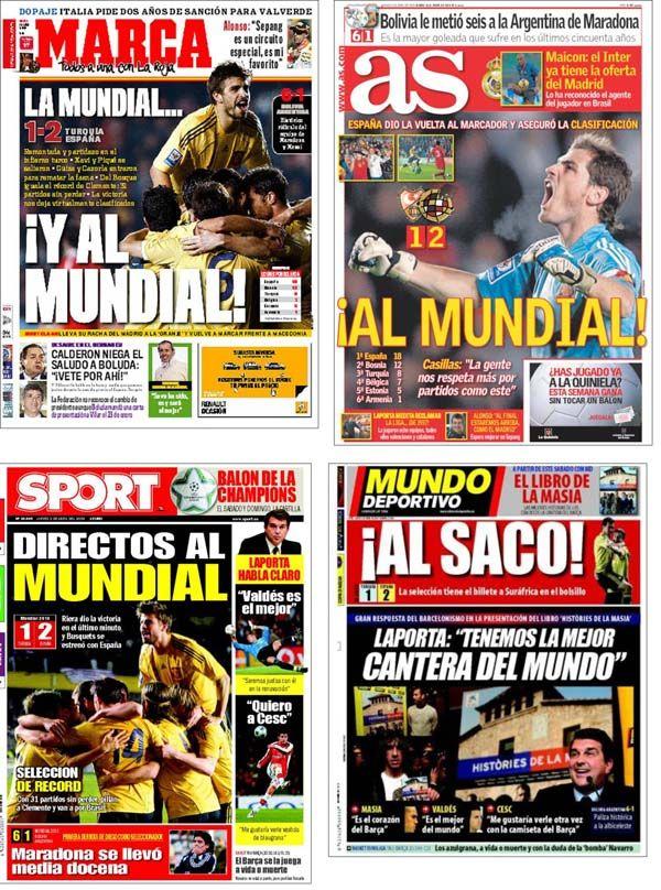 Los 10 diarios digitales deportivos españoles con más audiencia en España – diciembre 2013