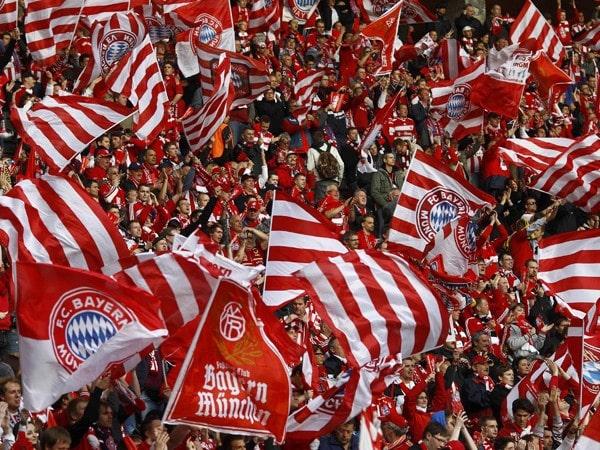 El Bayern subvenciona las entradas de sus hinchas en la visita al Arsenal