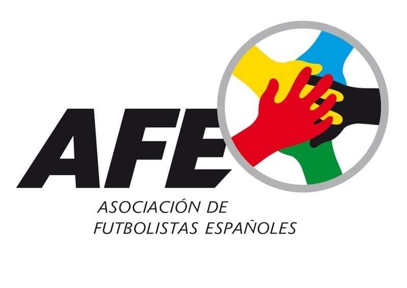 El proceso de reclutamiento de la AFE para los futbolistas en el paro