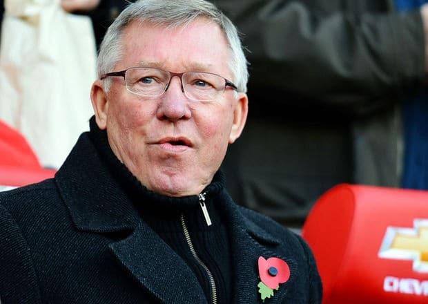 Alex Ferguson Manchester United AFP ECMIMA20121106 0019 4