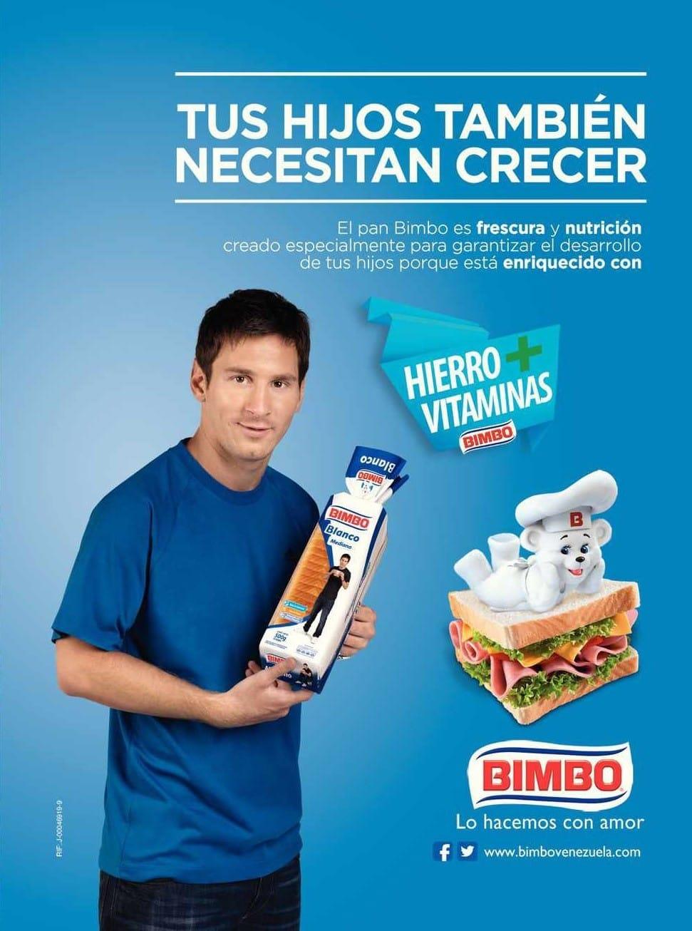 Messi se convierte en el futbolista que más dinero ingresa por publicidad en 2013