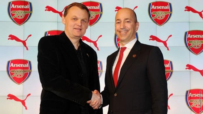 La estrategia de Arsenal y Puma para fichar grandes jugadores