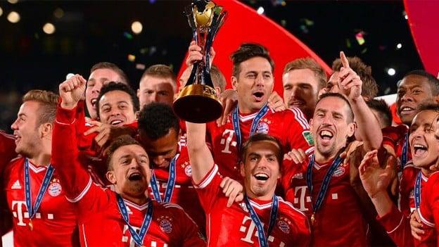 Los impresionantes sueldos de los jugadores del Bayern de Munich