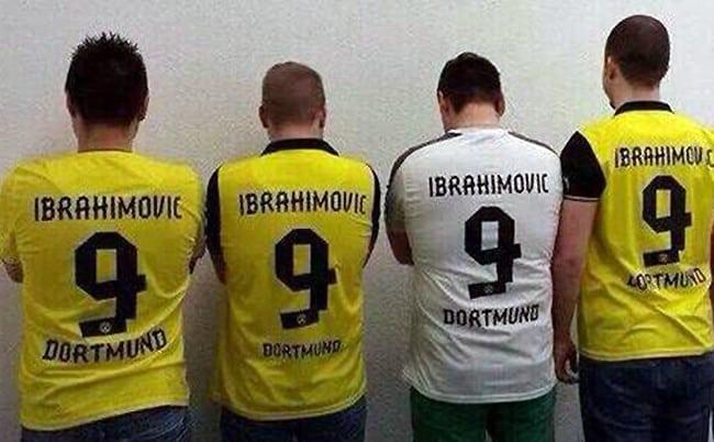 Ibra Dortmund 650