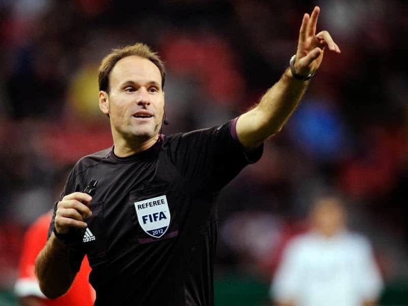 El salario de los árbitros en el fútbol español