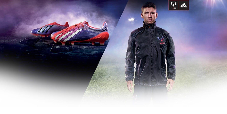 ¿Le interesa a Adidas mover a Messi del FC Barcelona?