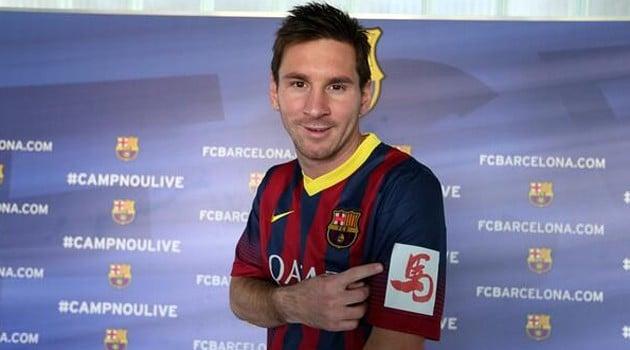 Sólo con 500 millones de euros sería posible fichar a Messi