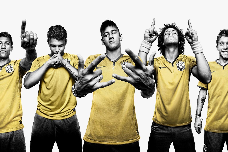 Nike domina en territorio mundialista a través de sus camisetas