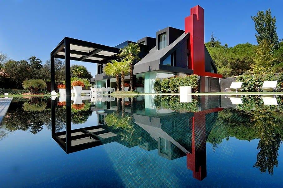 1 Mansion la Moraleja Madrid