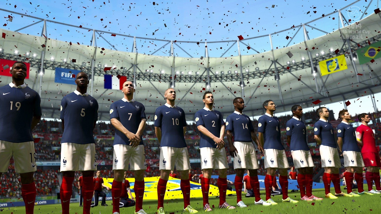 Trailer del videojuego oficial del FIFA para el @Elmundial
