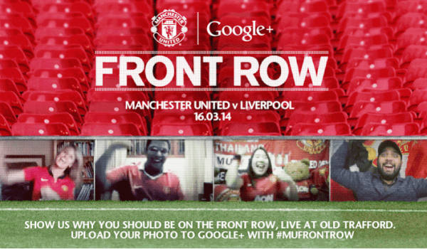 Google+ Manchester United