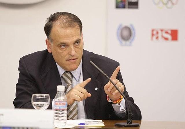 Javier Tebas / Agencias