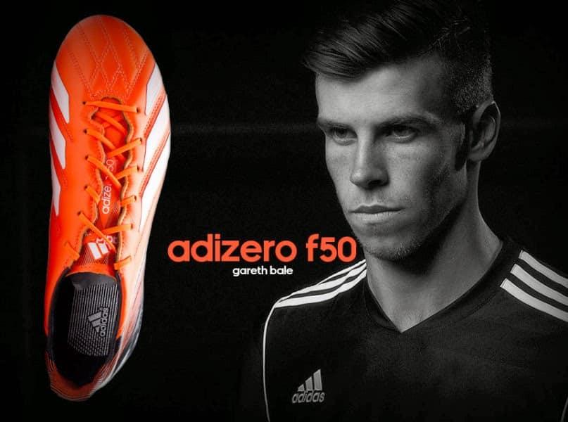 Adidas lanza las nuevas botas de Gareth Bale en plena negociación de su contrato