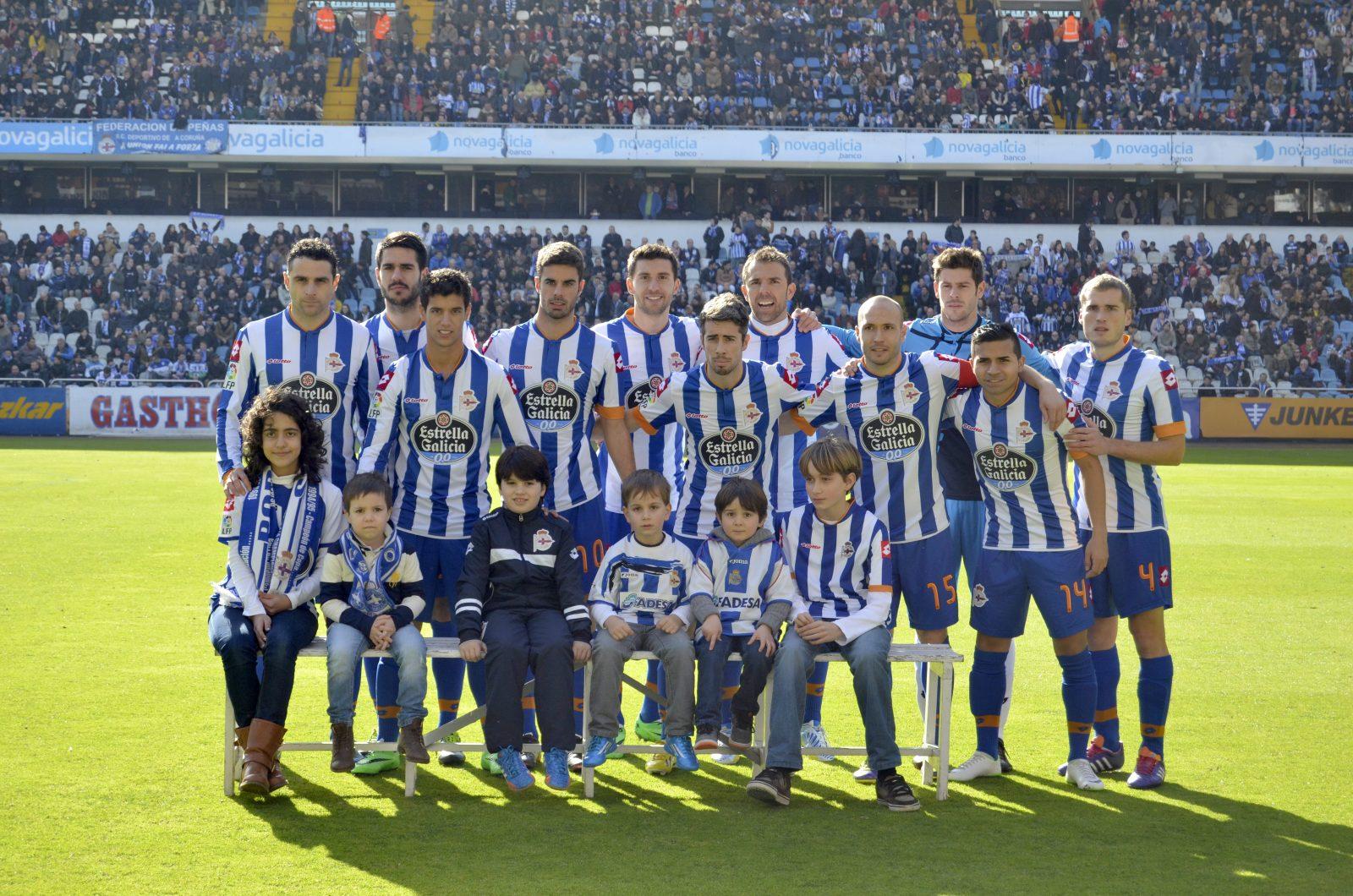 El Deportivo de la Coruña necesita ascender para salvar su economía