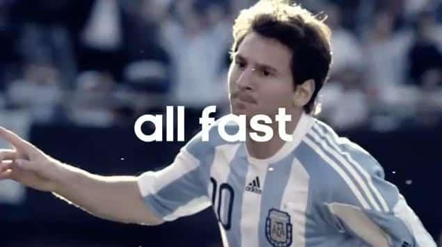 Adidas no explota bien la imagen de Messi