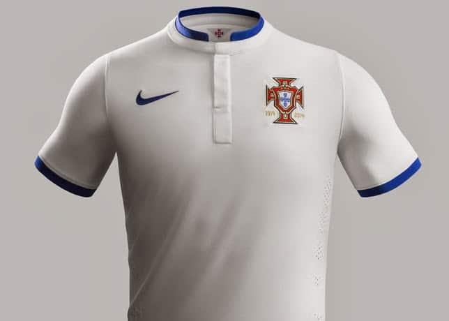 El enfado de Brasil obligó a Nike a cambiar la segunda camiseta de Portugal para @elMundial