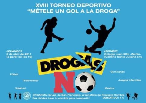 Artículo Torneo Deportivo 1 4. Grupo de San Francisco. Granada