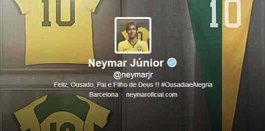 Nike obliga a Cristiano Ronaldo y Neymar a cambiar sus cuentas de twitter