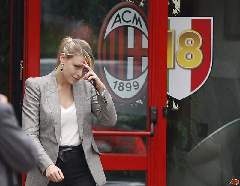 El AC Milan está a la venta
