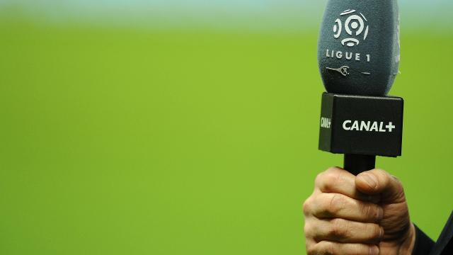 droits tv canal + ligue 1
