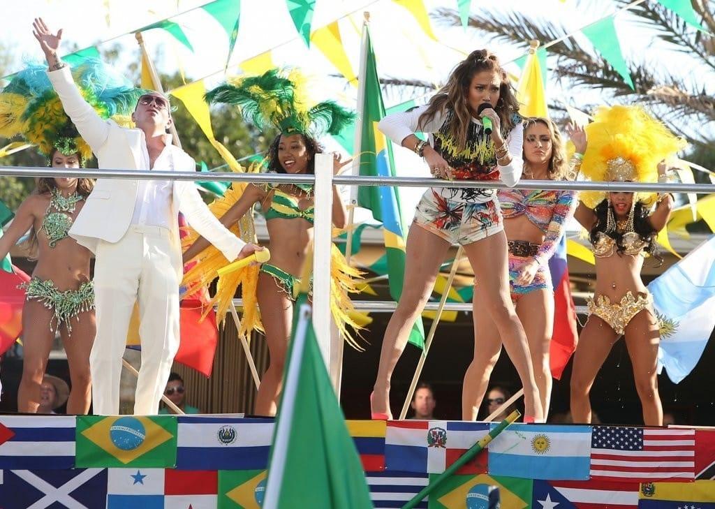 Decepciona la canción oficial de Brasil 2014