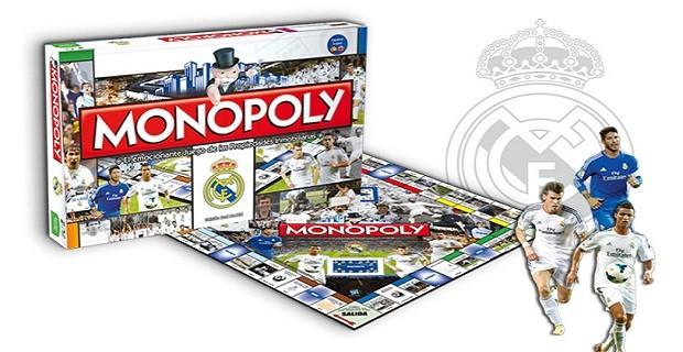 El Monopoly del Real Madrid