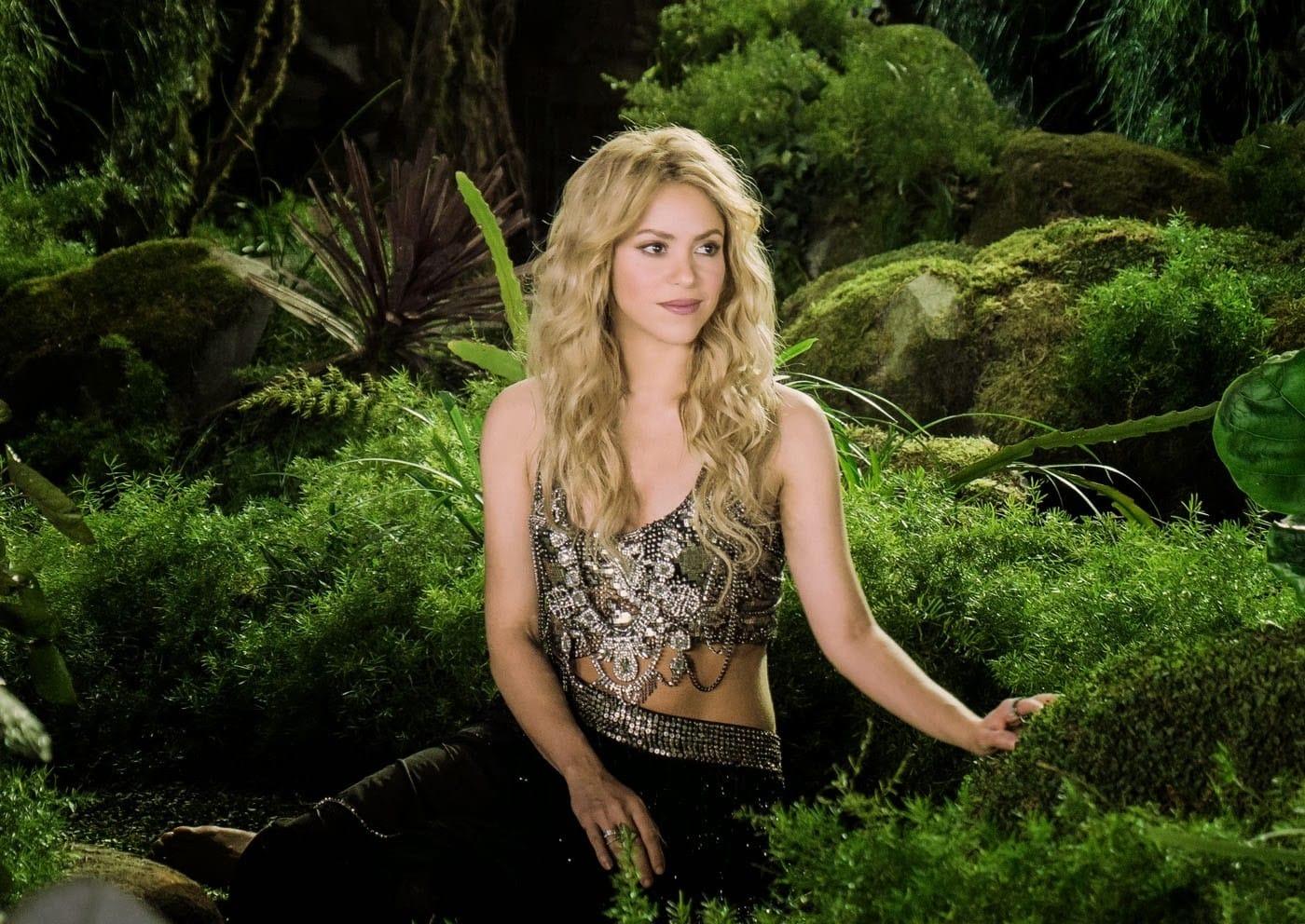 La canción no oficial de @elMundial en voz de Shakira