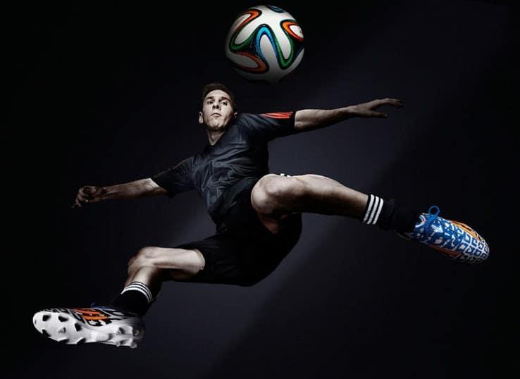 Adidas Adizero Messi 2014 World Cup Boot 1