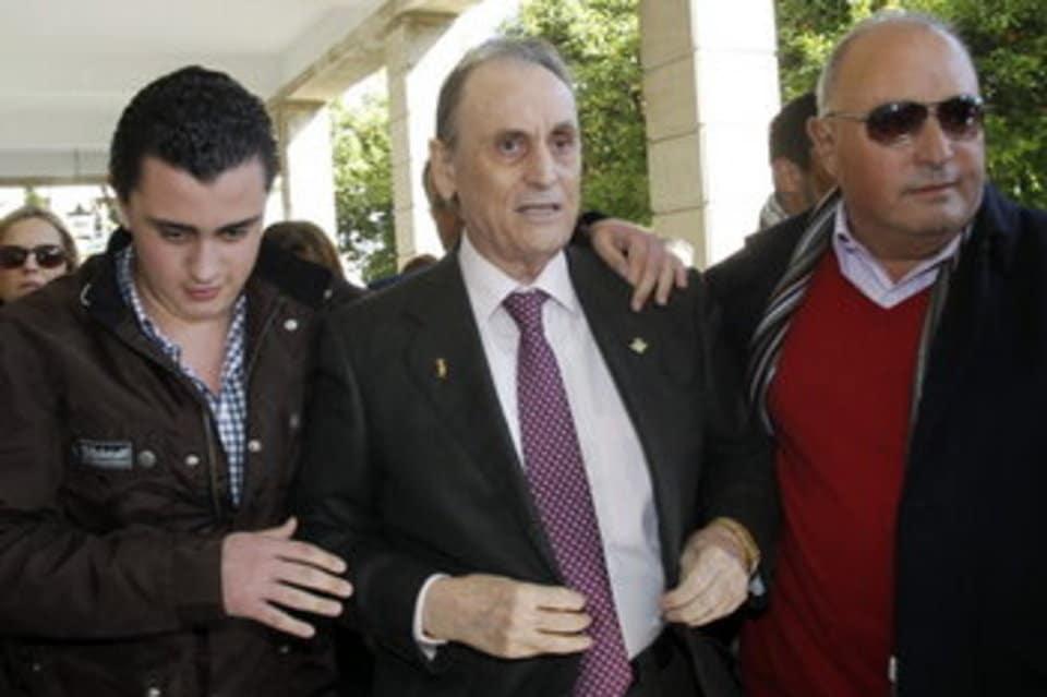 La Juez Alaya procesa a Lopera por la descapitalización del Betis