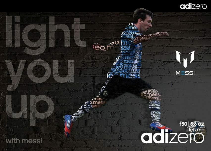 adidas soccer light you up lionel messi nyc header