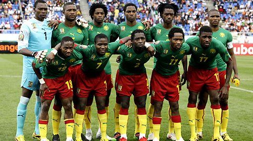 Camerún no quiere ir al Mundial