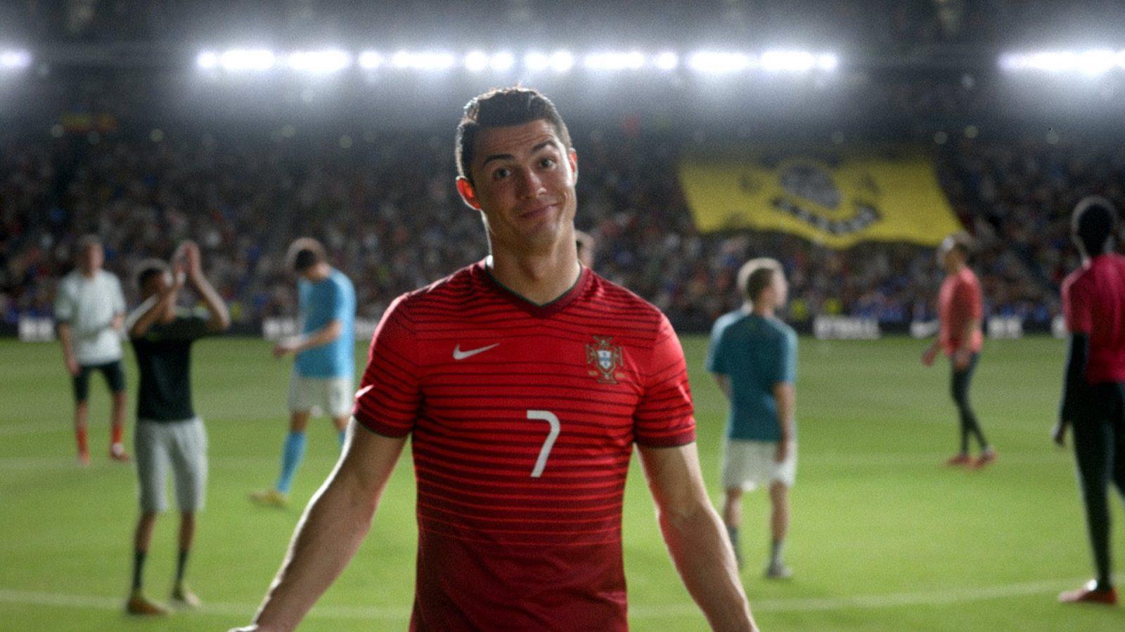 3. Mejor marketing de guerrilla. Nike y sus grandes anuncios.