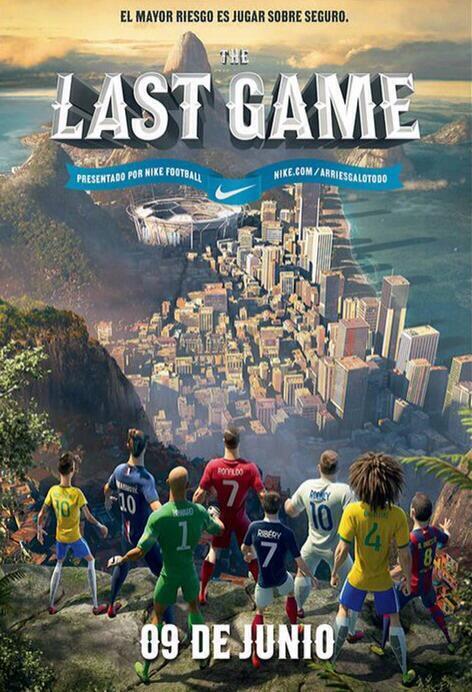 """Ibrahimovic, CR7 y Neymar protagonizan """"El juego final"""" de Nike"""