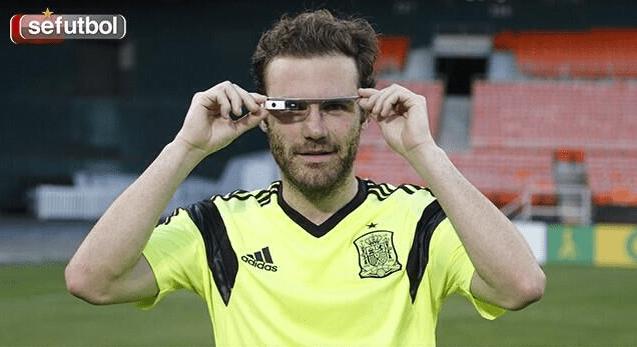 Las Google Glass han llegado a la Selección española