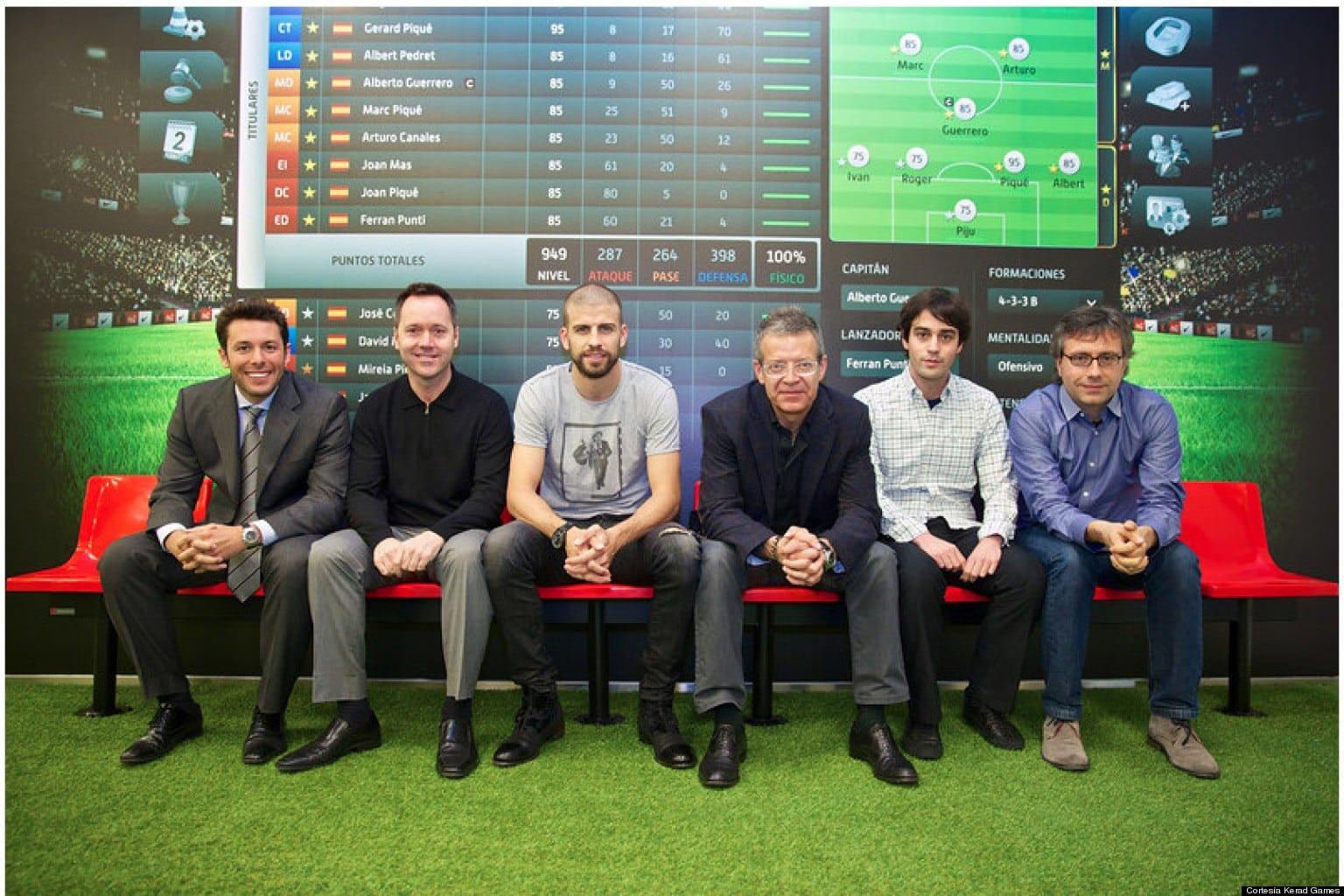 Los curiosos negocios de Gerard Piqué fuera del fútbol