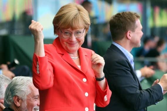 ¿Cuanto costó el tan criticado viaje de Angela Merkel a Brasil?