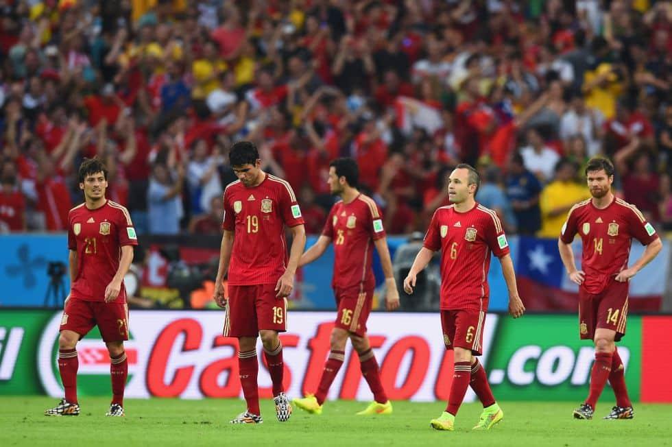 El daño comercial de la eliminación de Selección Española