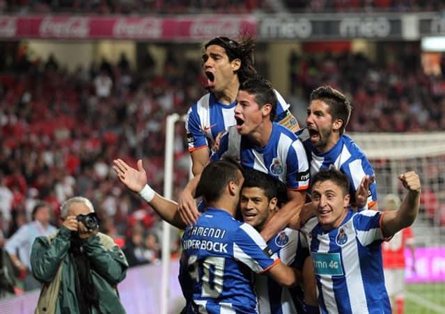 FC Porto:  el club que está ganando el mundial