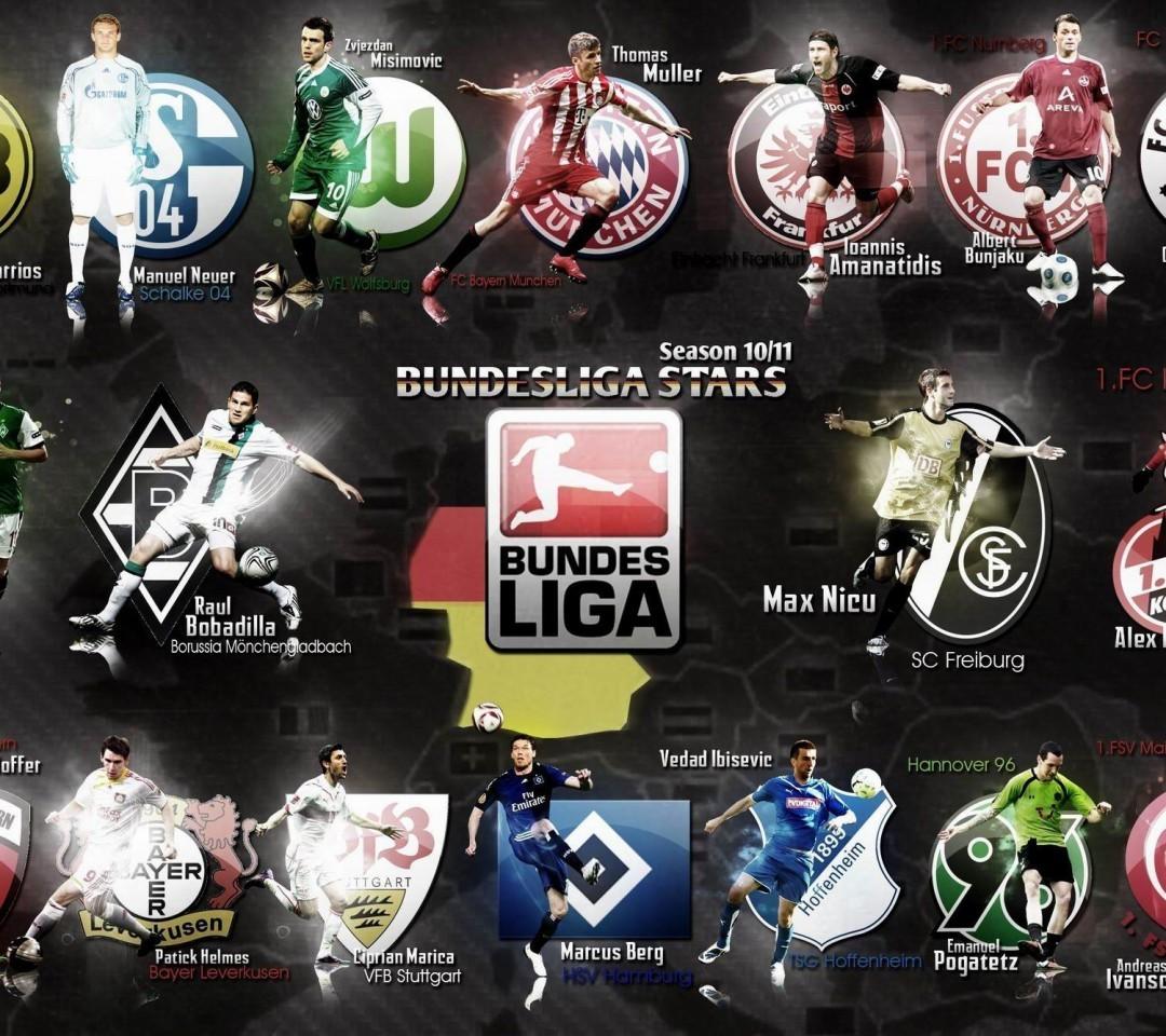 Las 18 camisetas oficiales de los equipos de la Bundesliga 2014-2015