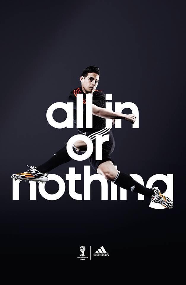 James Rodríguez Adidas FIFA Ad Expatfinder Blog