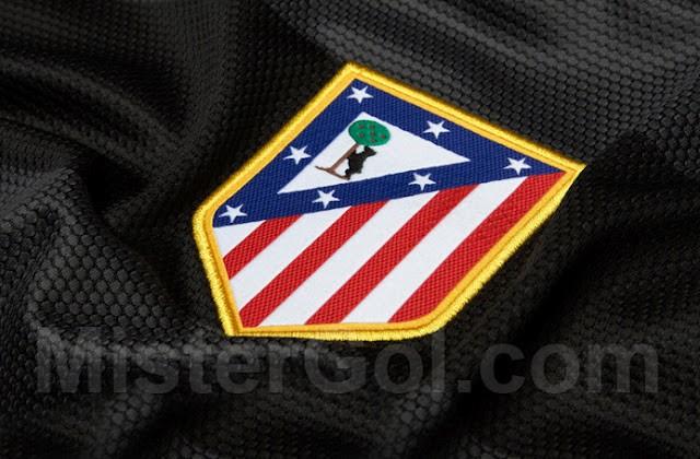 Nike presenta la camiseta visitante del Atlético de Madrid 2014/2015