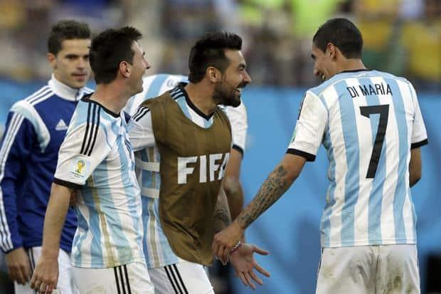 Los 5 futbolistas más valiosos (IV): Argentina