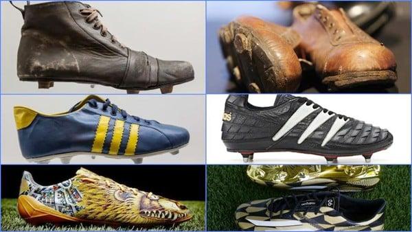 La evolucion de los diseños de Adidas