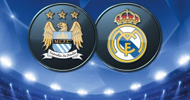 Video Manchester City vs Real Madrid Hasil Liga Champion